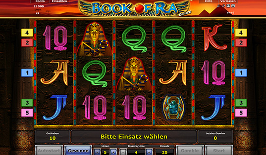 book of ra deluxe 10 linie gratis